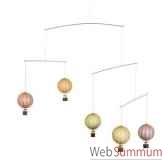 mobile montgolfieres ballons classique amfap129