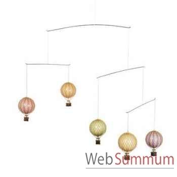 Mobile Montgolfières Ballons Classique -amfap129