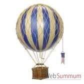 replique montgolfiere plus leger que air bleu 18 cm amfap161d