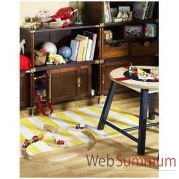 Table Table Enfant avec 4 Tabourets -amfmf037