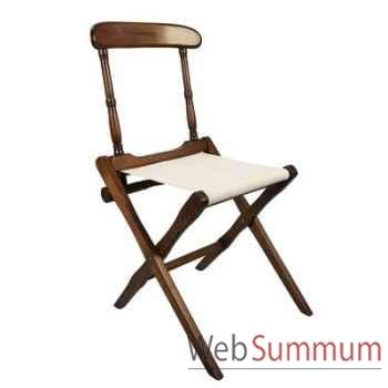 Chaise pliante Chaise Mombassa -amfmf042