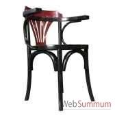 chaise fauteuifauteuinavy noir amfmf045