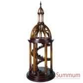 maquette architecture escalier clocher amfar011