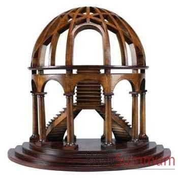 Maquette Architecture Demi Dome -amfar015