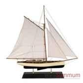 replique bateau yacht classique 1930 moyen modele amfas135
