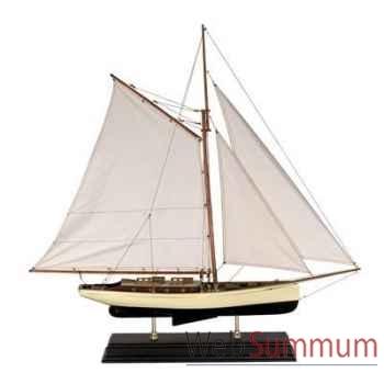 Réplique Bateau Yacht Classique 1930 moyen modele -amfas135