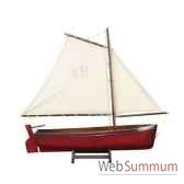 replique bateau madere rouge fin francaise amfas140f