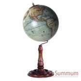 globe terrestre vaugondy 1745 amfgl021a