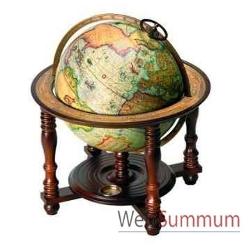 Globe Terrestre Table Navigateur Gm -amfgl025