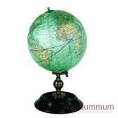 globe terrestre 1921 weber costello amfgl026
