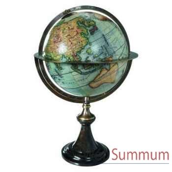 Globe Terrestre Paris 1745 -amfgl035
