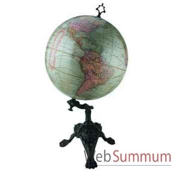 Globe Terrestre Chicago 1887 Classique -amfgl037