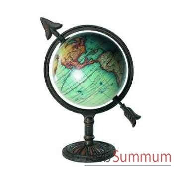 Globe Terrestre Sagittaire 18 cm -amfgl040