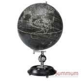globe terrestre vaugondy 32 cm noir amfgl041