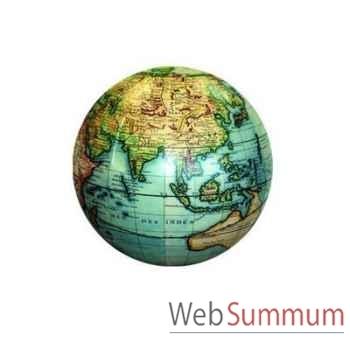 Globe Terrestre Vaugondy Couleur 12 cm -amfgl113