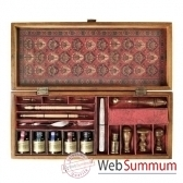 coffret calligraphie lettres trianon amfmg059