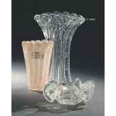 vase moyen en verre formia v13210 o 1