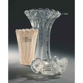 Vase moyen en verre Formia -V13210-O-1