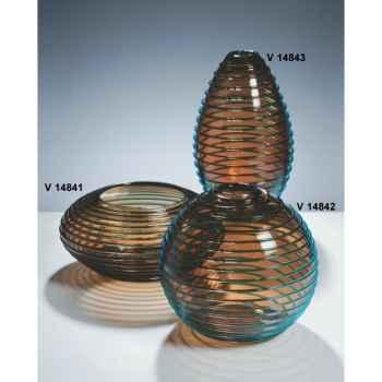 Vase en verre Formia -V14842
