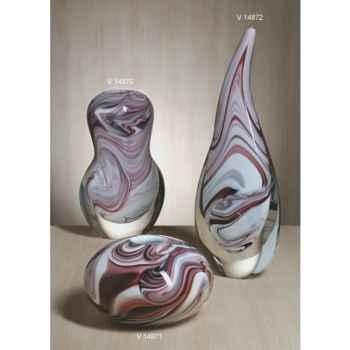 Vase en verre Formia -V14871