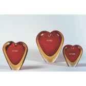 coeur en verre formia v11300