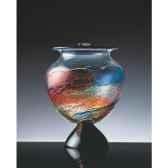vase en verre formia v14604
