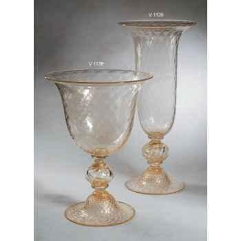 Vase en verre Formia -V1139