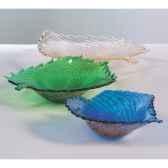 coupe grande en verre formia couleur crystale v21108c