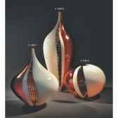 vase une fleur en verre formia v14911