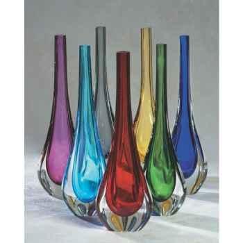 Vase goutte en verre Formia -V11200Z