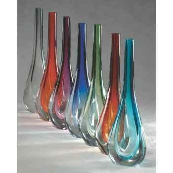 Vase goutte en verre Formia -V13200-Y