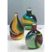 vase bouteille en verre formia v11252