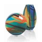 vase sphere en verre formia v13280