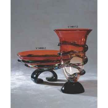 Vase en verre Formia -V14617-Z-1