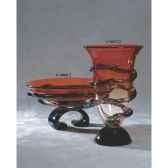 vase boen verre formia v14606 z