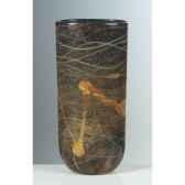 vase ovale en verre formia v14538