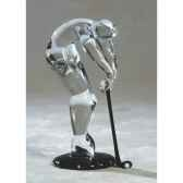 joueur de golf en verre formia v46111
