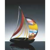bateau a voile en verre formia v46914