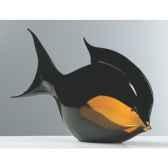 poisson en verre formia v46938n