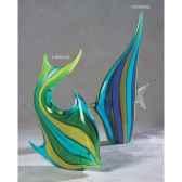 poisson en verre formia v02911cz