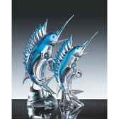 poisson en verre formia v45018