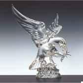 aigle en verre formia v02977