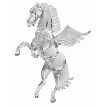 Cheval en verre Formia -V02971