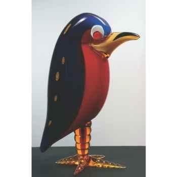 Oiseau en verre Formia -V46911