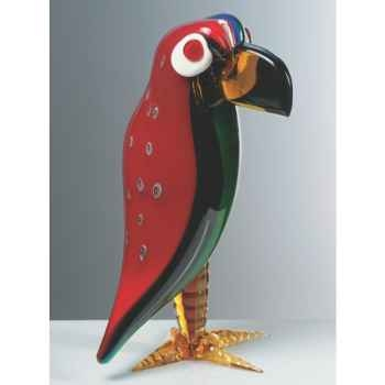 Toucan en verre Formia -V46950