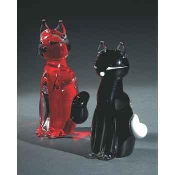 Chat en verre Formia -V41082