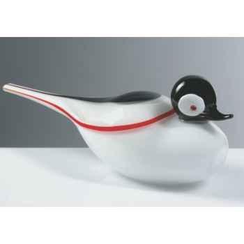 Canard en verre Formia -V46921