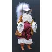 marionnettes de france a fils tete peinte chat marquis or fm401p17or