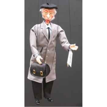 Marionnettes de France à Fils Maître d'école -FM420P37