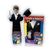 coffret costume magicien 100 tours 8 10 ans oid magic avec dvd cos8